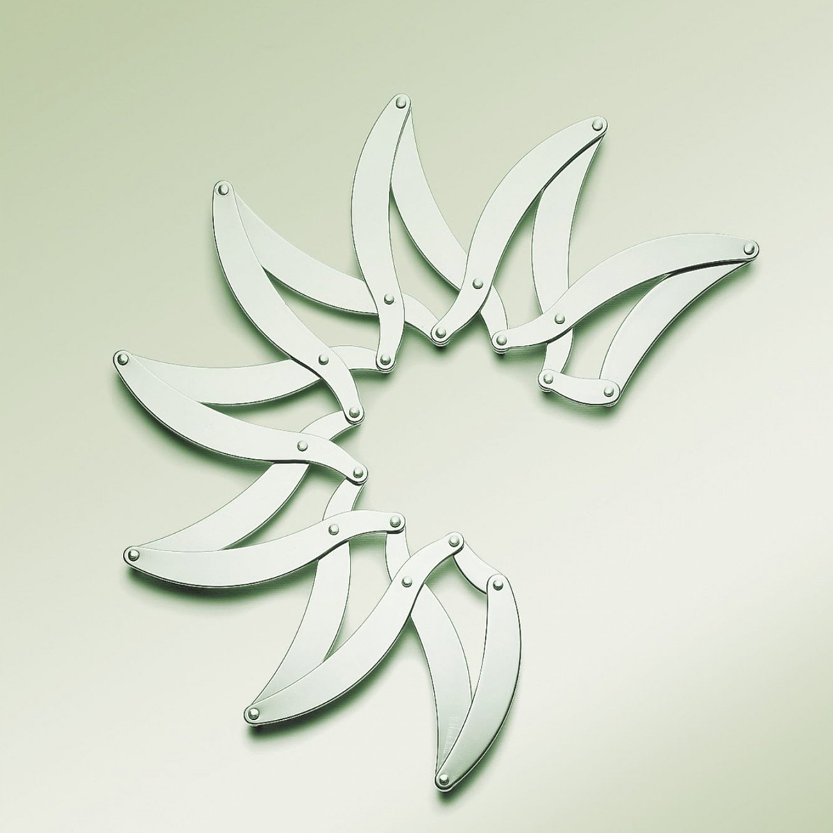 Alessi - Trivet Augh Stainless Steel 2