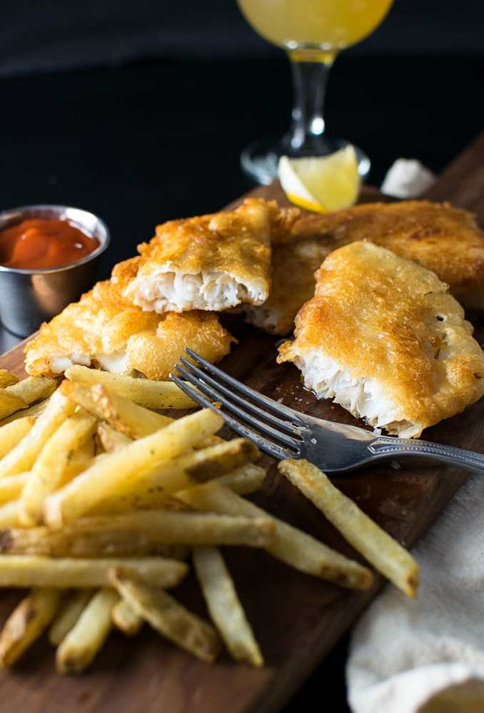 Beer Battered Fish Recipe (Cod or Haddock)   Kitchen Swagger