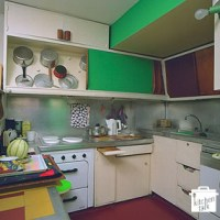 Le Corbusier & Charlotte Perriand Kitchens