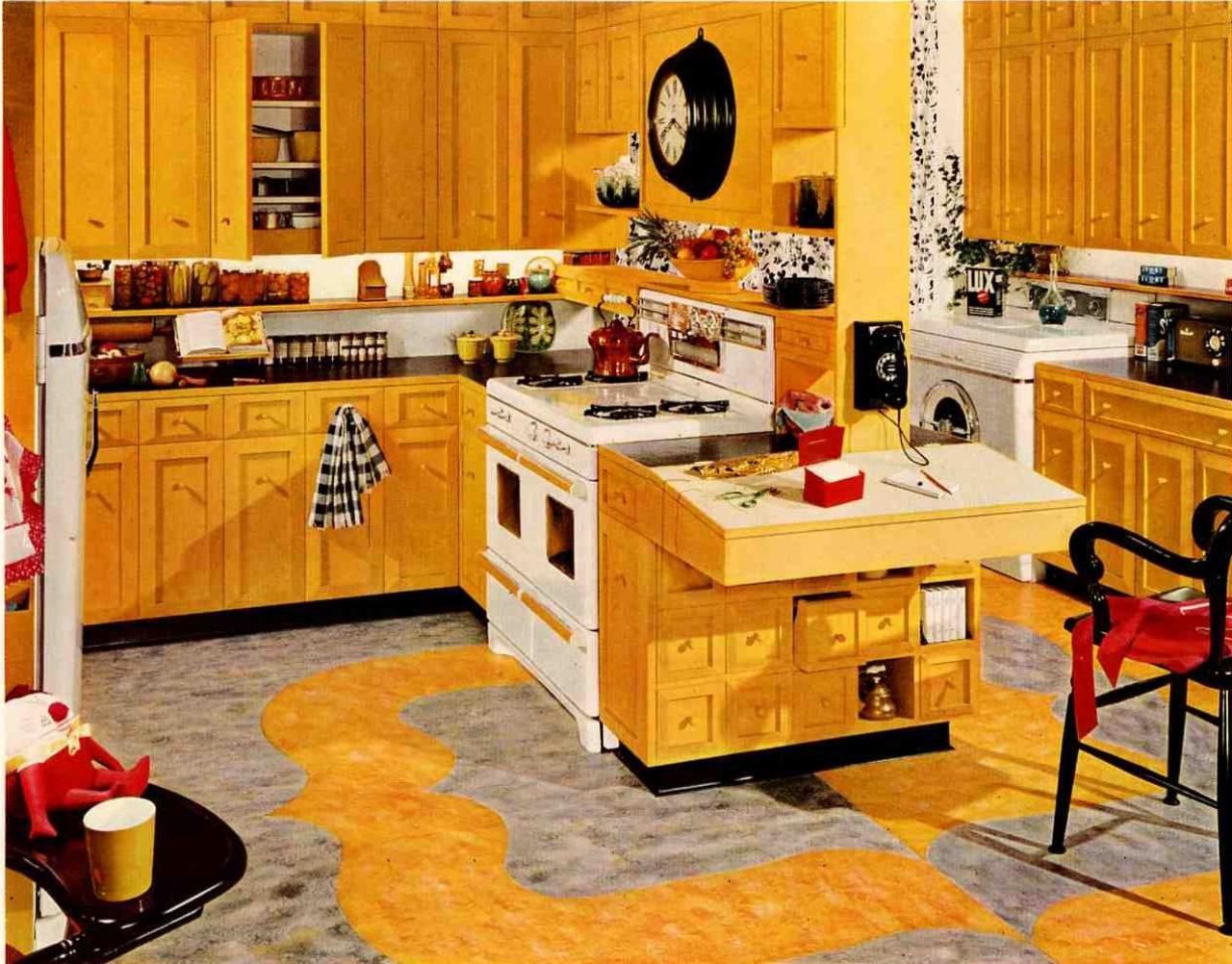 Vintage Kitchen Advertisements Kitchen Talk Blog