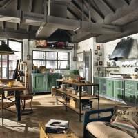 MARCHI Cucine - LIVING KITCHEN 2013