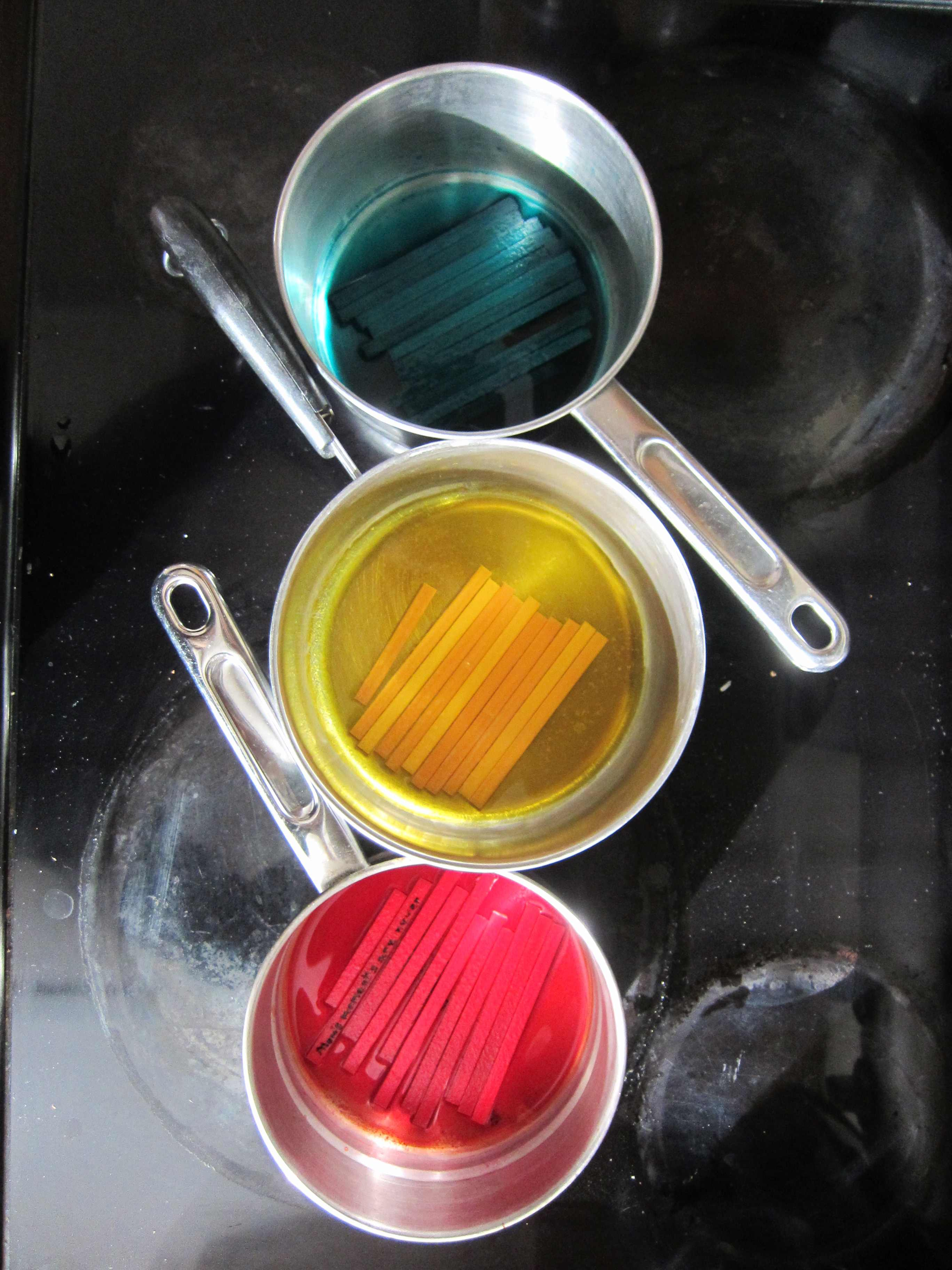 Kitchentangents