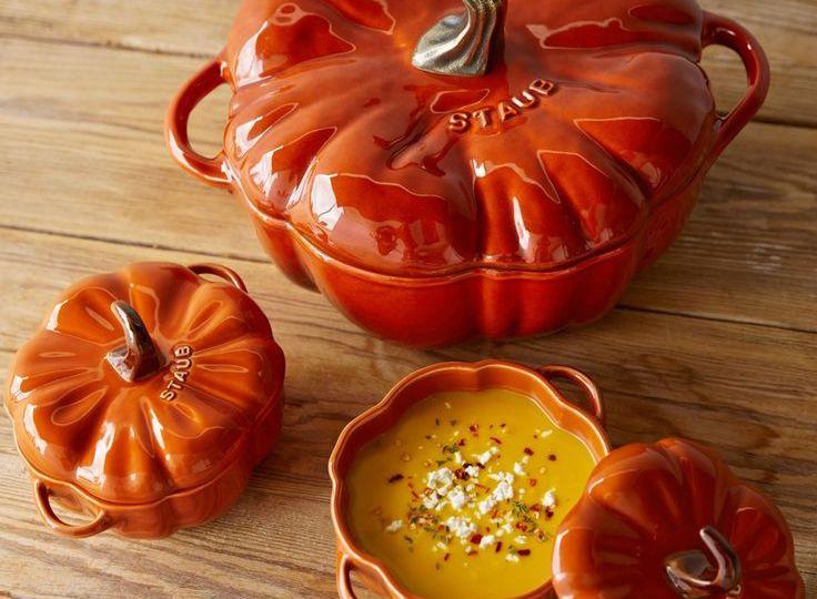 Staub Pumpkin Collection