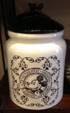 Disney Park Mickey Mouse Ceramic Canister NEW