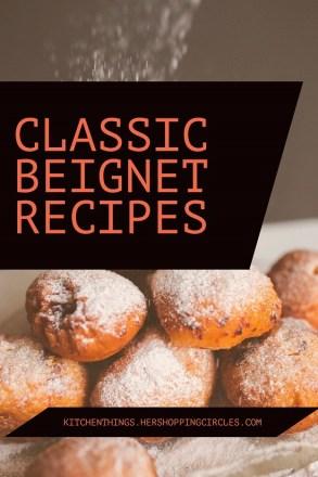 Classic Beignet Recipes
