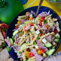 Favorite Picnic Salads