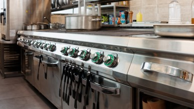 Kitchen Ventilation Cooking Equipment