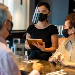 Virus mitigation in restaurants