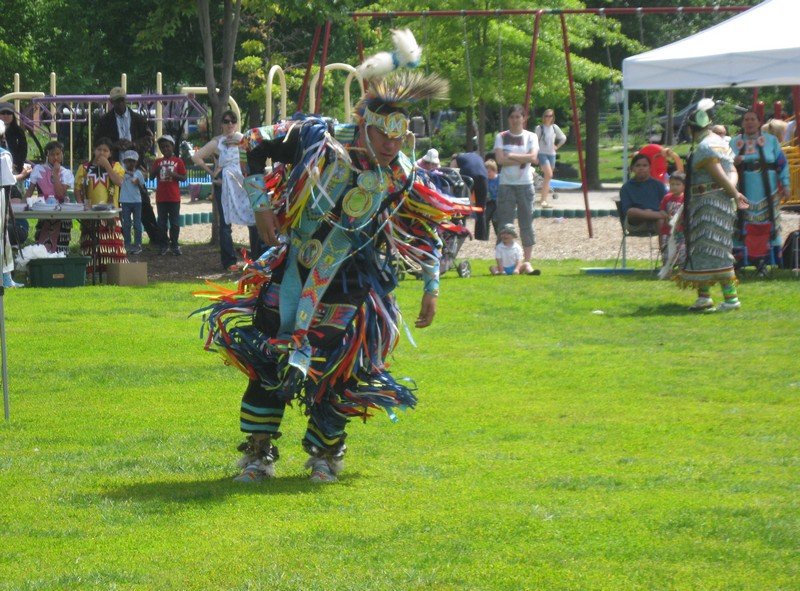 National Aboriginal Day celebrations at Westboro Kiwanis Park