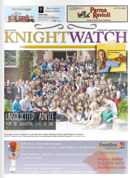 Nepean High School's Knightwatch