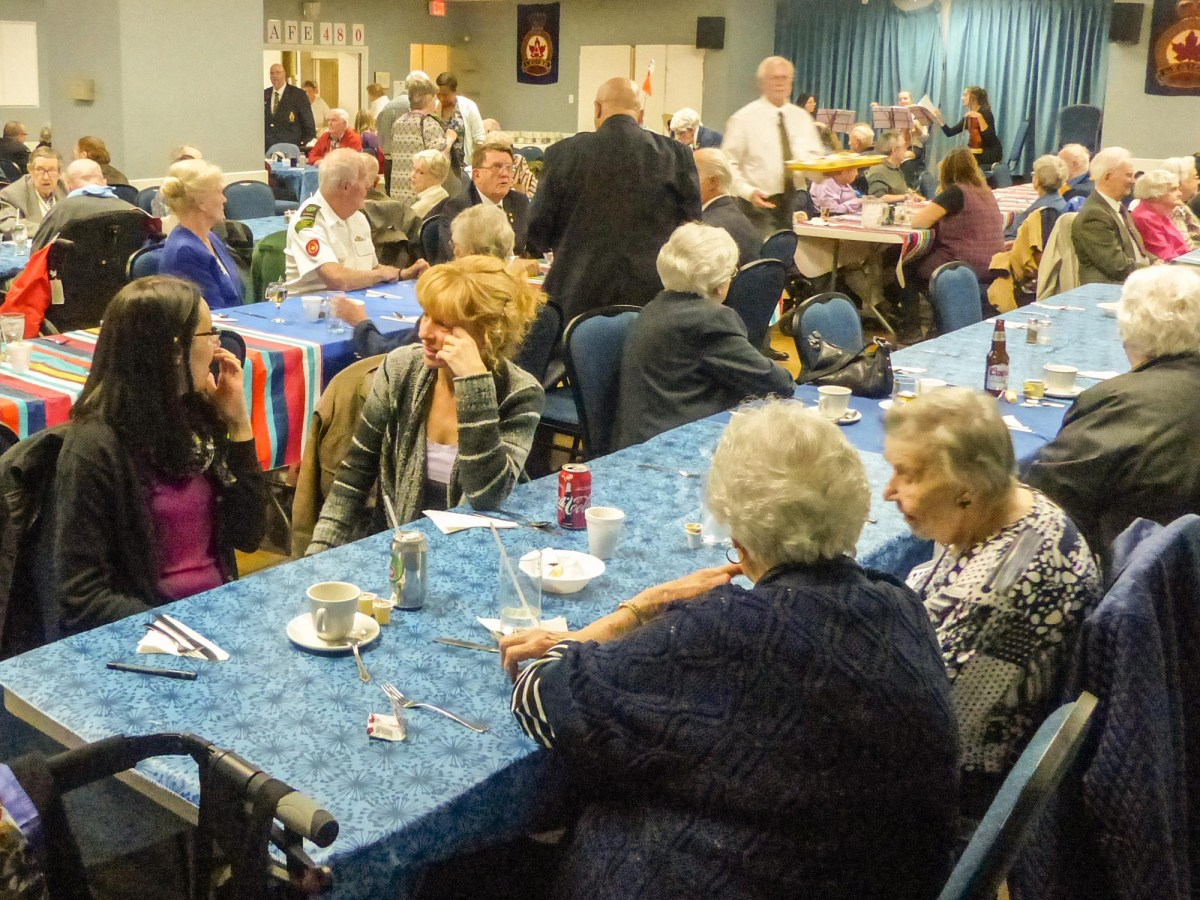Veterans gather for 