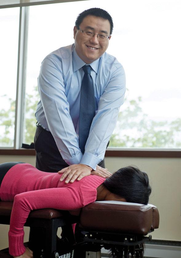 Dr. Liang Dai of Hampton Wellness Centre