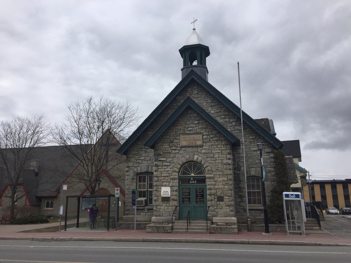 Special exhibition about the architect of Nepean Town Hall