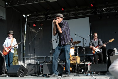 Lyle Odjick and The Northern Steam