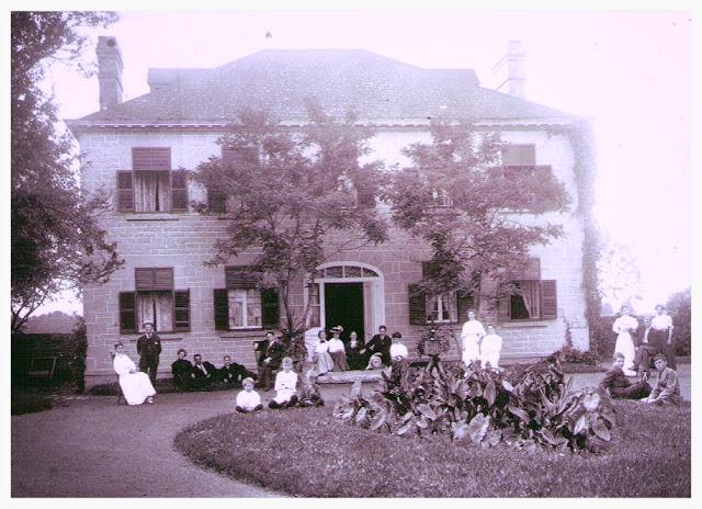 Maplelawn in 1907
