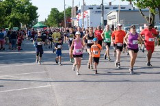 There were 361 participants in this year's race.