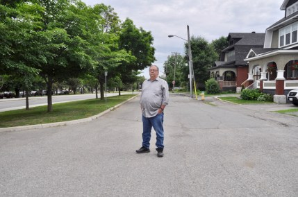 Patrick Warner has been a resident of Westboro since 1983. Photo by Andrea Tomkins