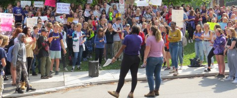 Nepean NS walkout, photo by Bella Crysler-walkout-feature