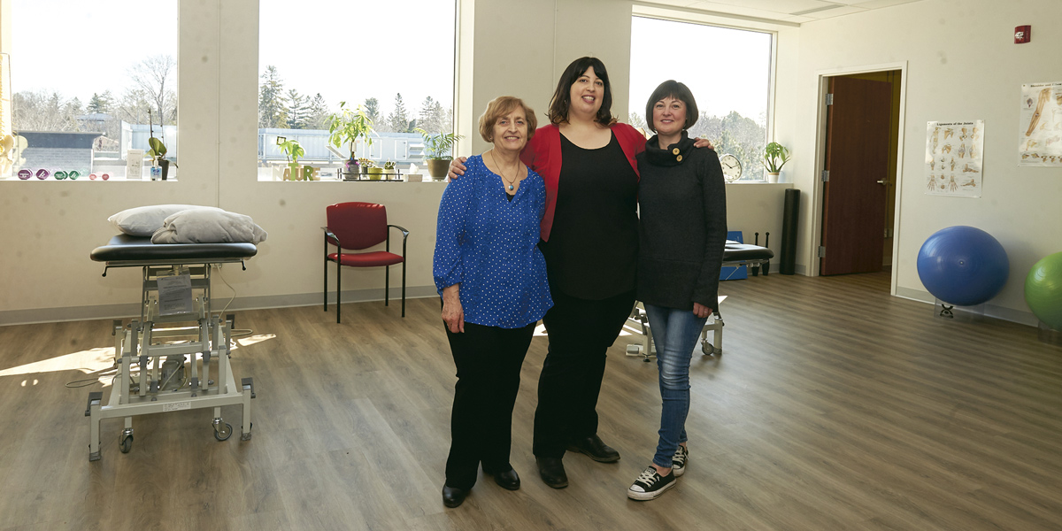 Integrated Touch Physiotherapy Ottawa