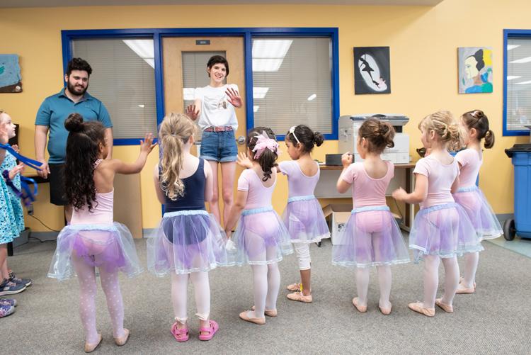 Dovercourt dance classes
