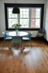 View of the dining area. Photo by Andrea Tomkins