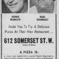 Clipping from the June 5, 1961 edition of the Ottawa Citizen