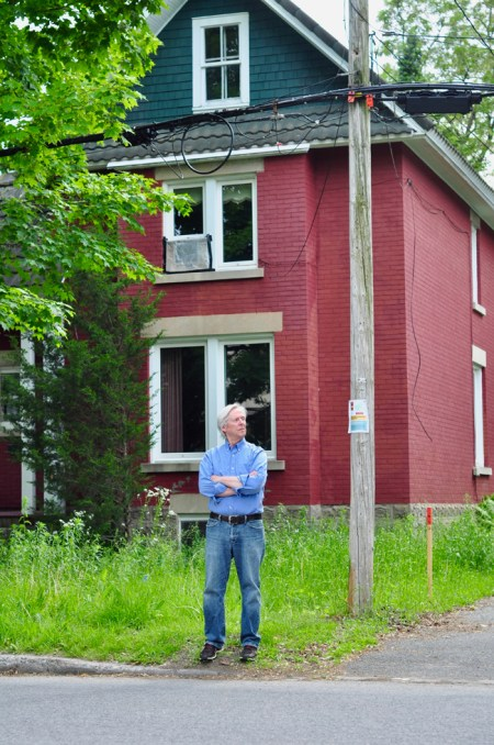 No matter where you live in Westboro, the quality of life in your neighbourhood is at risk from excessive infill intensification, writes Eric Milligan.  Photo by Andrea Tomkins