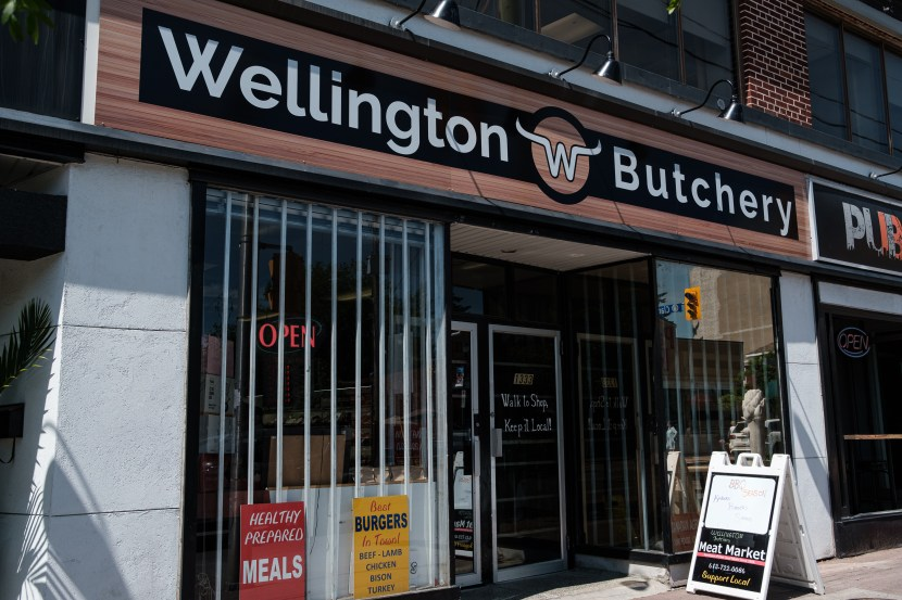 Wellington Butchery