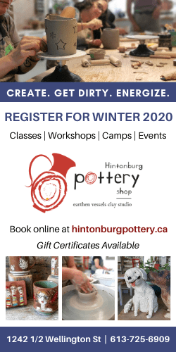 Hintonburg Pottery