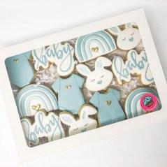 Cookies! Photo courtesy of Jamie-Lynn Pokrzywka.