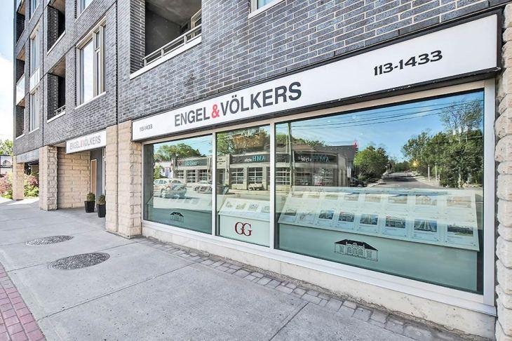 Engel & Volkers-Store