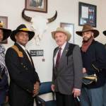 Rep. Tom Dent honors 'Buffalo Soldiers' with House Resolution