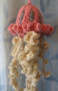 My jellyfish: close up
