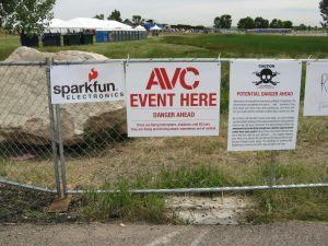 AVC is dangerous? Cool!