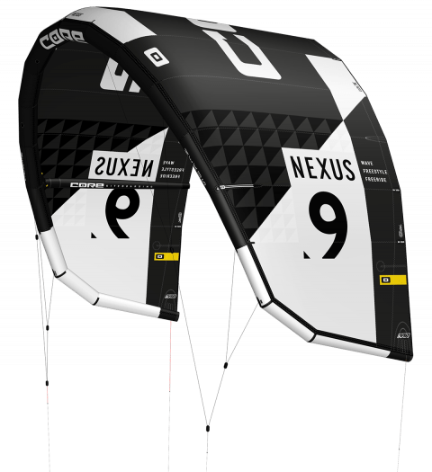 Kite Core Nexus2 schwarz black