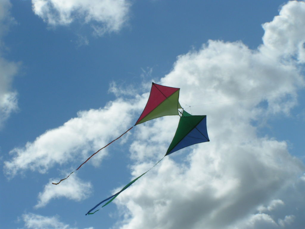 Cellular Kites