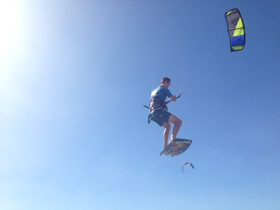 Kiteboarding Australia West