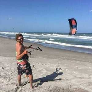 Intro Kiteboarding Lesson in Cocoa Beach, Florida