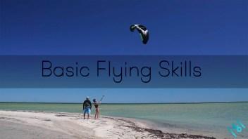 Kite Control & Basic Flying Skills