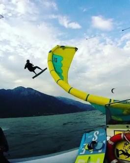 Lezione   kitesurf