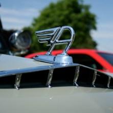 Car Badge Bonnet