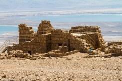 "Masada: le ""casematte"""