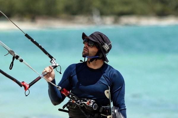 Apprendre le kitesurf avec la radio