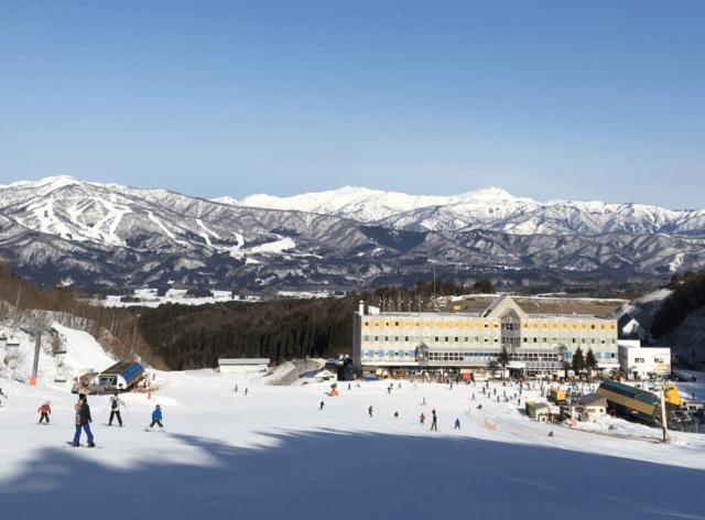 ホワイトピアたかす&鷲ヶ岳スキー場、共通リフト券の【ワシトピア】