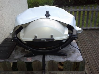 couvre BBQ