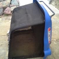 Réparation de paniers de tondeuse ou de tracteur tondeuse