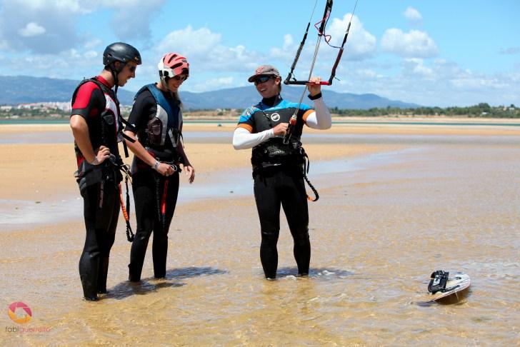 kite surf Algarve