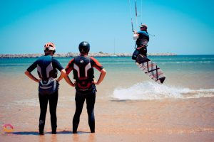 algarve the best kitesurf lagoon
