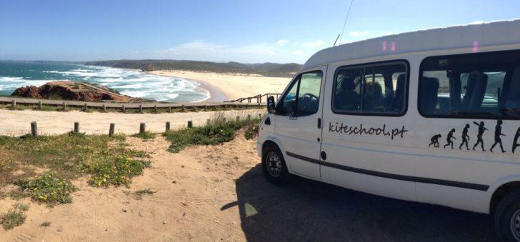 kitesurfing Carrapateira