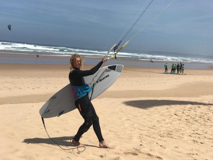 albufeira kitesurfing